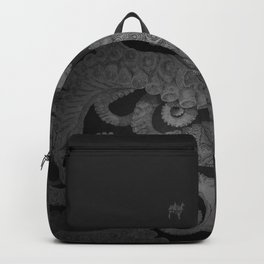 Octopus BW. Backpack