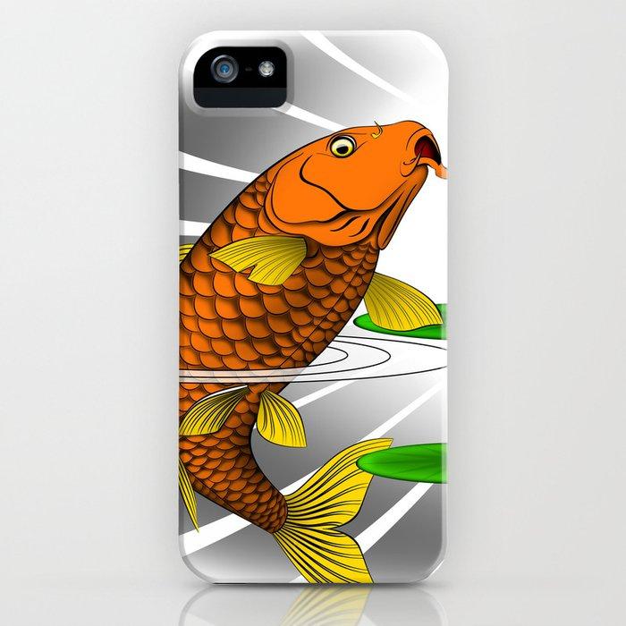 carp iPhone Case