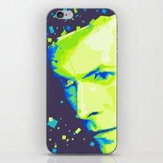Bowie - White duke iPhone & iPod Skin