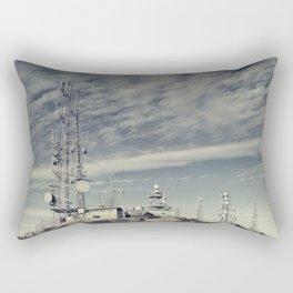 Can You Hear Me Now? Rectangular Pillow