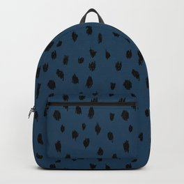 Seeing Spots in Midnight Martini Backpack