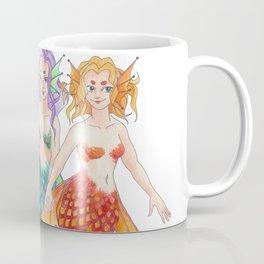 mermaidens Coffee Mug