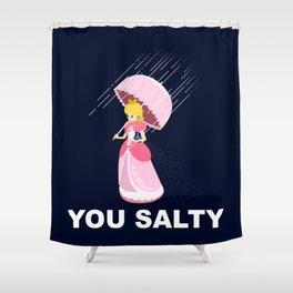 Salty Shower Curtain
