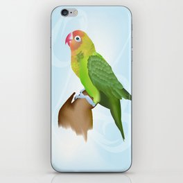 Parakeet iPhone Skin