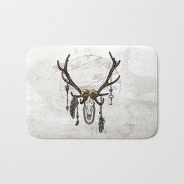 Bestial Crowns: The Elk Bath Mat