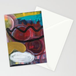 who does that? Stationery Cards