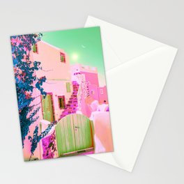Green Noon Stationery Cards