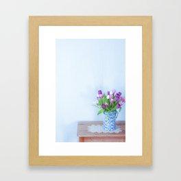 Exhilaration of Spring Framed Art Print