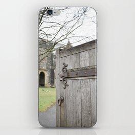 Open Doors iPhone Skin