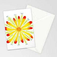 flower Stationery Cards