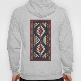 American Native Pattern No. 343 Hoody