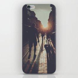 City light photography #city #photo iPhone Skin