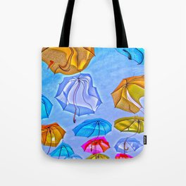 Rain on Me Tote Bag