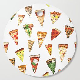 Pizza Pattern Cutting Board
