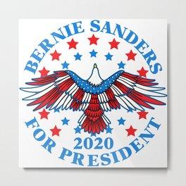 Bernie Sanders for President 2020 Metal Print