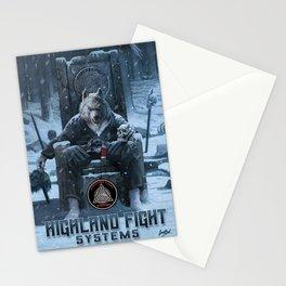 Highland Fight System Stationery Cards