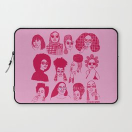 Babes of Summer Laptop Sleeve
