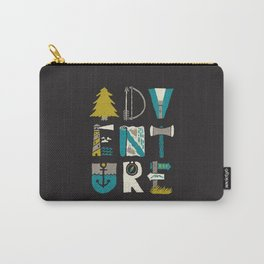Adventure Typo Carry-All Pouch