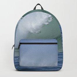"""Ocean Waves """"TAHITIAN BUTTER""""  Backpack"""