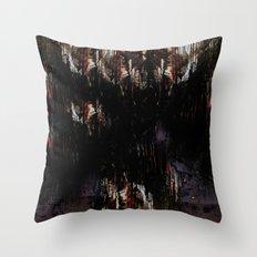 The Darkest Hours Throw Pillow