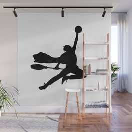 #TheJumpmanSeries, Airy Potter Wall Mural