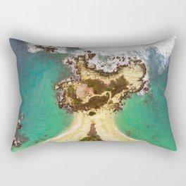 Tayrona National Park Rectangular Pillow