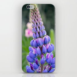 Lupine iPhone Skin