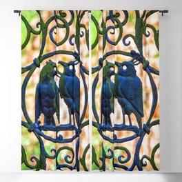 Bird Gate Blackout Curtain