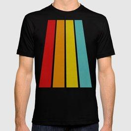 Retro Lines T-shirt