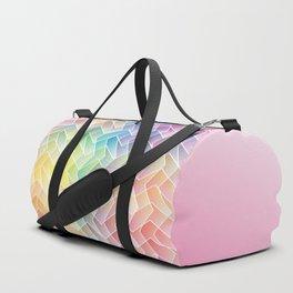 Zigzag & Zigzag Duffle Bag