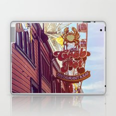The Crab Pot and Seattle Great Wheel Laptop & iPad Skin