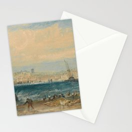 "J.M.W. Turner ""Margate"" Stationery Cards"