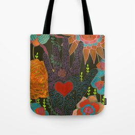 To Have Your Heart In My Hand Tote Bag