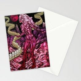 Andromeda Minx Stationery Cards