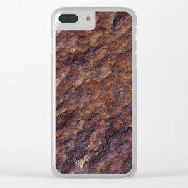 GeologyRocks_39 Clear iPhone Case