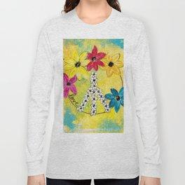 Peace & Love Long Sleeve T-shirt