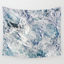 Seafoam Pacific Wall Tapestry