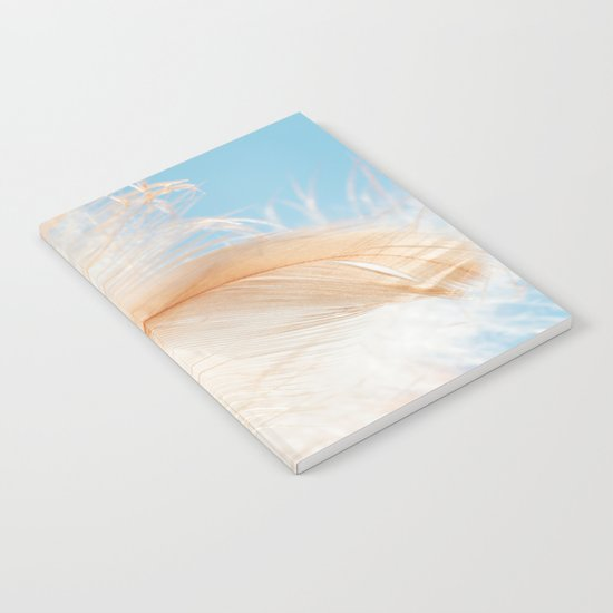 light as a feather Notebook