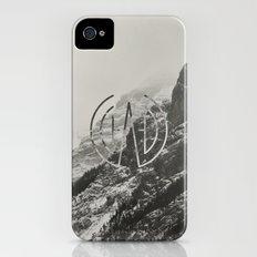 Logo Mount Slim Case iPhone (4, 4s)