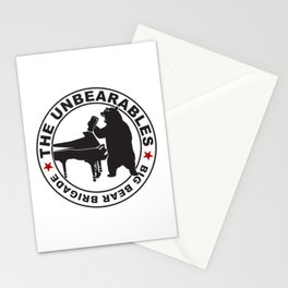 The UnBearables Stationery Cards