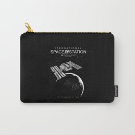 ISS-International Space Station-NSA-ESA-Soyuz-Space Shuttle-Astronomy Carry-All Pouch