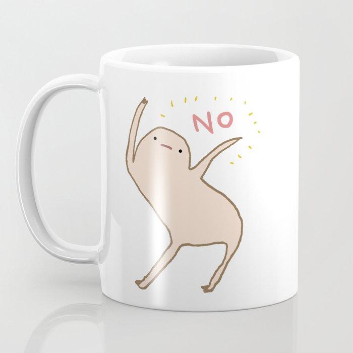 Honest Blob Says No Kaffeebecher