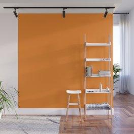 Orange Naranja оранжевый Arancia Laranja Wall Mural