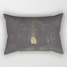 Never give up - Landscape and Nature Photography Rectangular Pillow