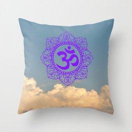 Namaste Creative Throw Pillow
