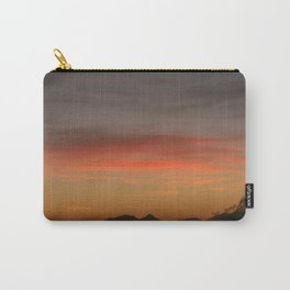 Sunset Over Phoenix III Carry-All Pouch