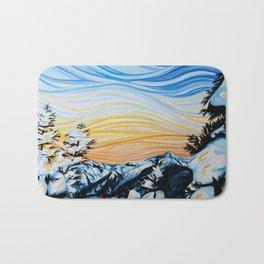 Whistler Snow Bath Mat