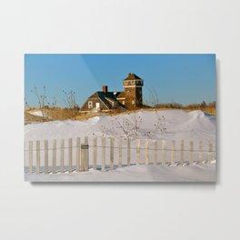 Sandy Hook House Metal Print