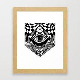 [earth requiem] Framed Art Print