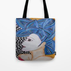 From the side Tote Bag